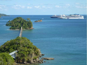 Cruise Ship Private Shore Excursions in Samana Dominican Republic.