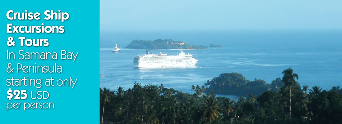 Samana Dominican Republic Cruise Ship Excursions.
