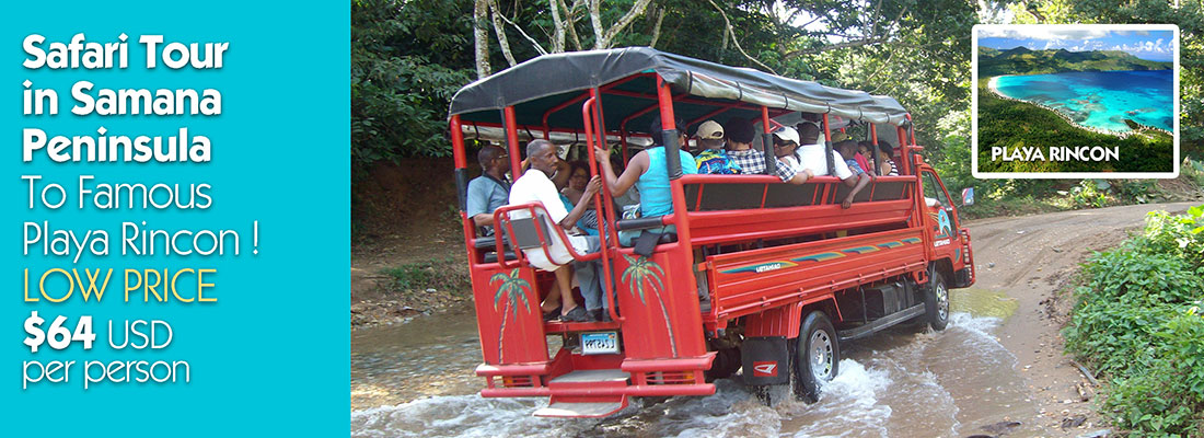 Samana Best Excursions.